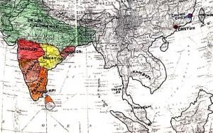 Canton China map